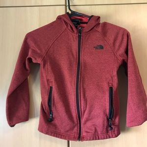 Boys north face small 7/8
